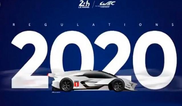 La FIA/WEC anuncia la nueva normativa de los Hypercars para 2020