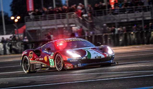 24h de Le Mans 2019 (WEC) - Carrera Ferrari