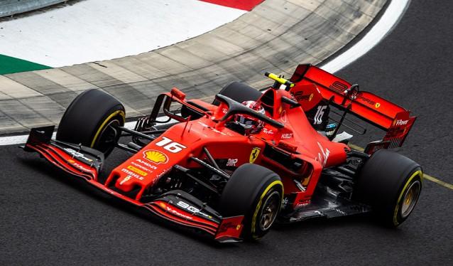 GP de Hungría de F 1 - Calificación