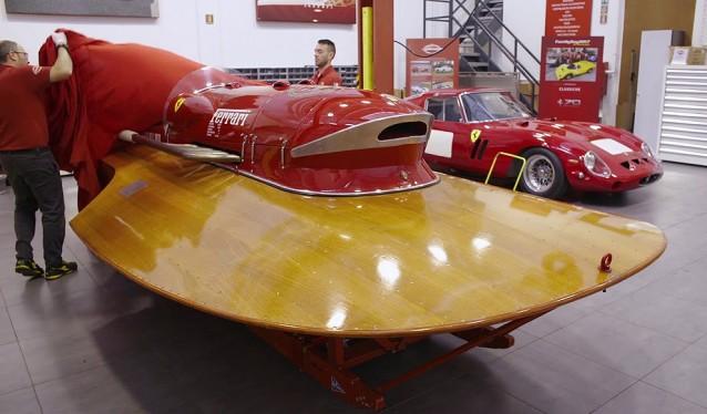 La Ferrari Arno XI, se pone a la venta