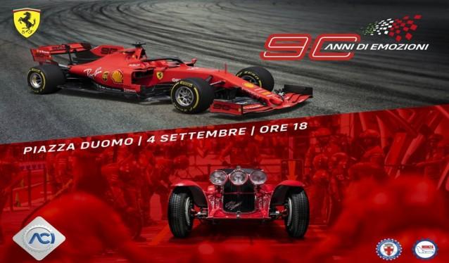 La Scuderia Ferrari celebrará su 90 aniversario con un evento en Milán