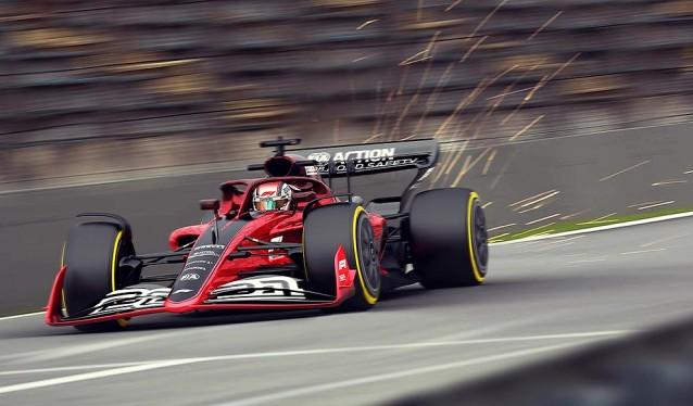Como serán los Fórmula 1 de 2021