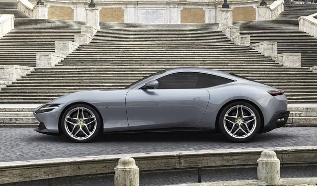 ¡NUEVO! Ferrari Roma