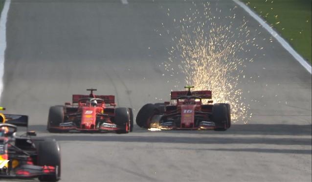 GP de Brasil de F 1 - Carrera