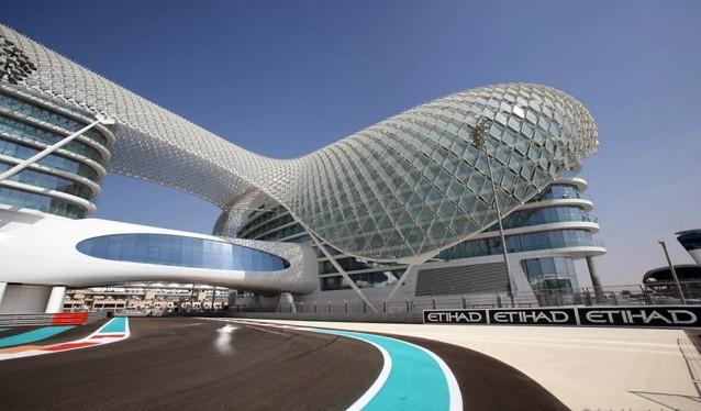 GP de Abu Dhabi de F 1 - Previo