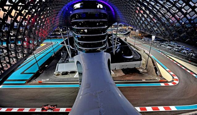 GP de Abu Dhabi de F 1 - Libres Viernes