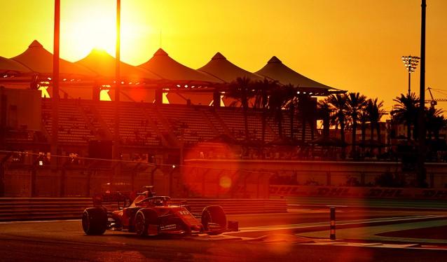 GP de Abu Dhabi de F 1 - Calificación