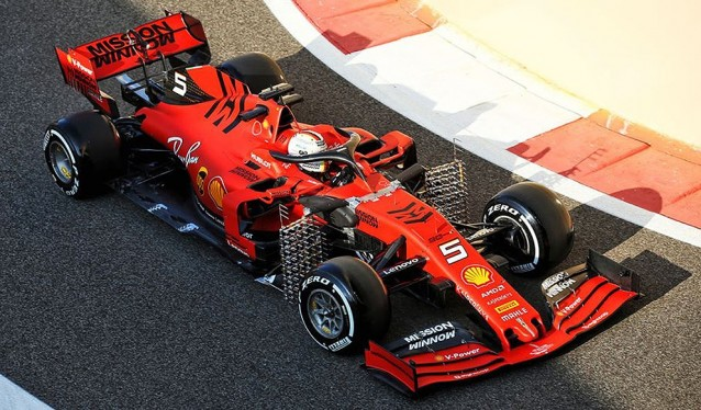 1ª Jornada de test post Gran Premio de Abu Dhabi