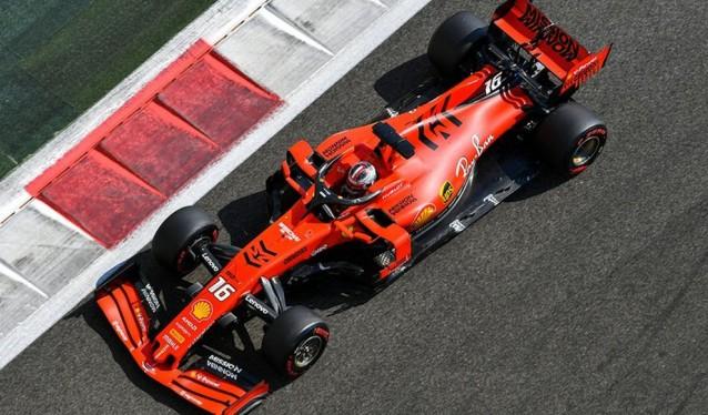 2ª Jornada de test post Gran Premio de Abu Dhabi