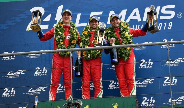 Noticias Ferrari Competizioni GT