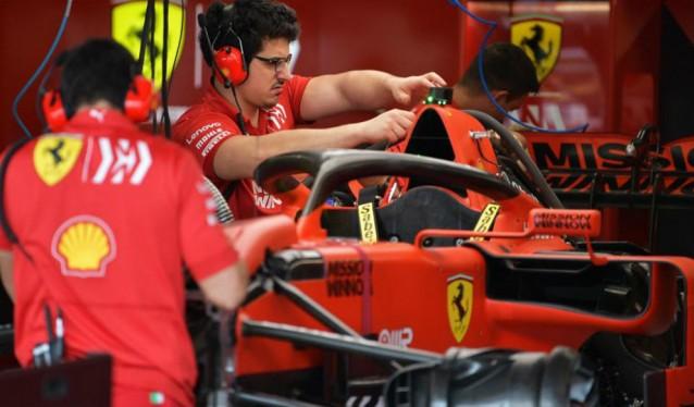 Ferrari probará dos chasis diferentes durante los test de pretemporada