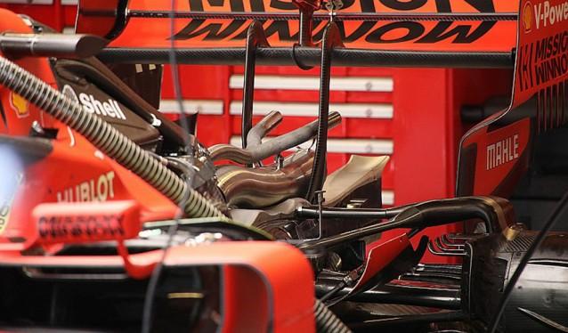 Ferrari quiere mantener su motor como el mejor de la F1