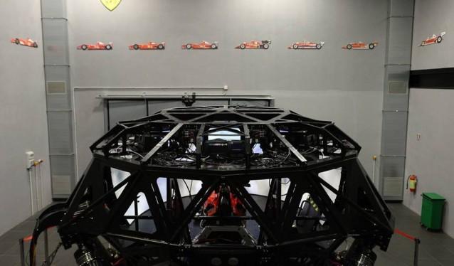 Ferrari supera el Crash Test del chasis del monoplaza de 2020