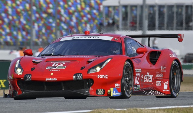 La IMSA ha publicado el Balance of Performance para las 24 Horas de Daytona