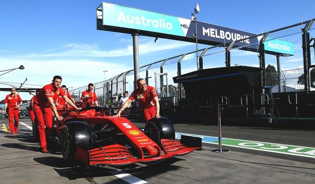 Ferrari aprovechará el tiempo para modificar el SF1000