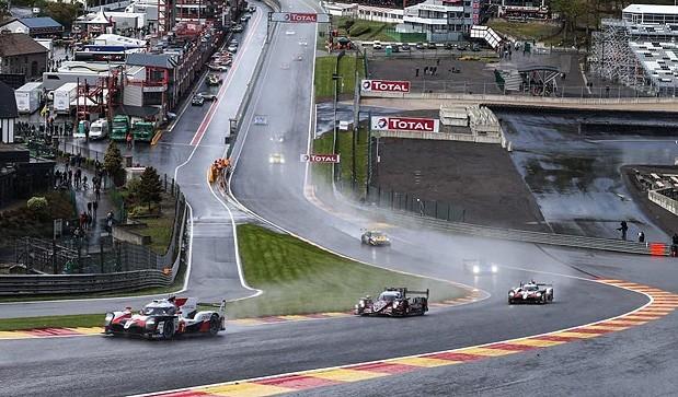 WEC - Suspendidas las 6h de Spa-Francorchamps