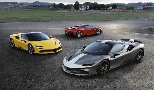 Ferrari SF90 Stradale - Gallery