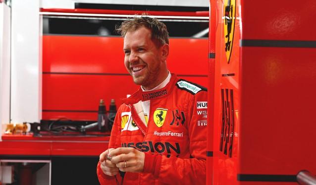 Vettel defiende la cultura Ferrari