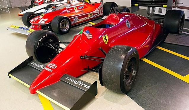Ferrari 637, el monoplaza de Maranello para la Indy
