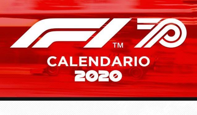 Este es el calendario provisional que maneja la F1 a día de hoy