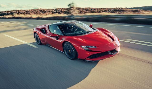 Ferrari y Claude Lalouch, juntos para el