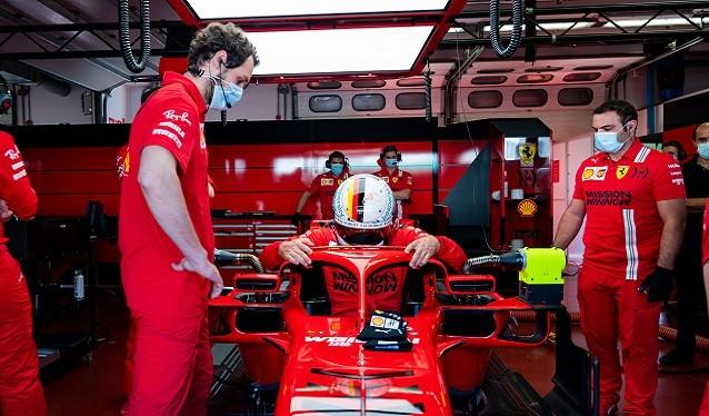 Vettel y Leclerc vuelven a la acción en Mugello