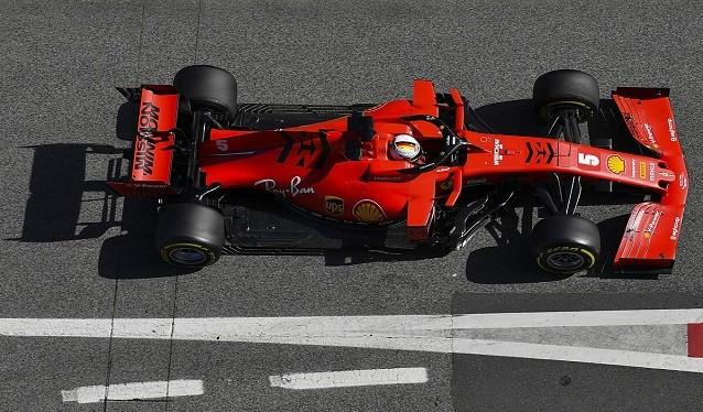 GP de Austria de F 1 - Previo Ferrari