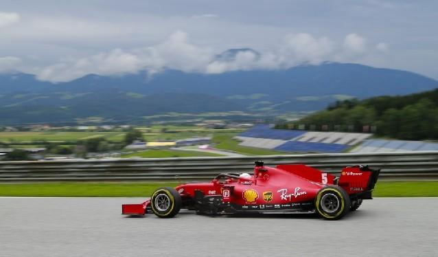 GP de Austria de F 1 - Libres Viernes
