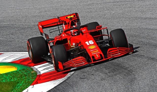 GP de Austria de F 1 - Calificación