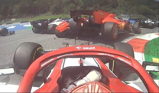 GP de Estiria de F 1 - Carrera