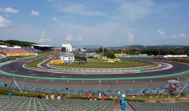 GP de Hungría de F 1 - Previo