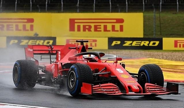 GP de Hungría de F 1 - Libres del Viernes