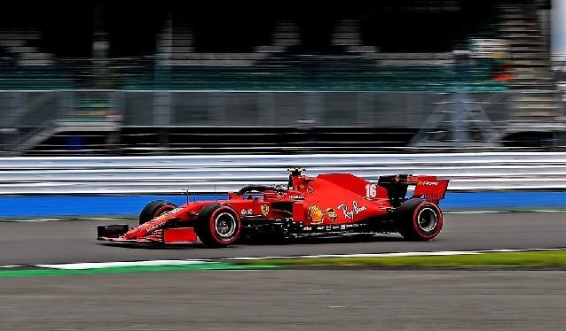 GP de Gran Bretaña de F 1 - Calificación
