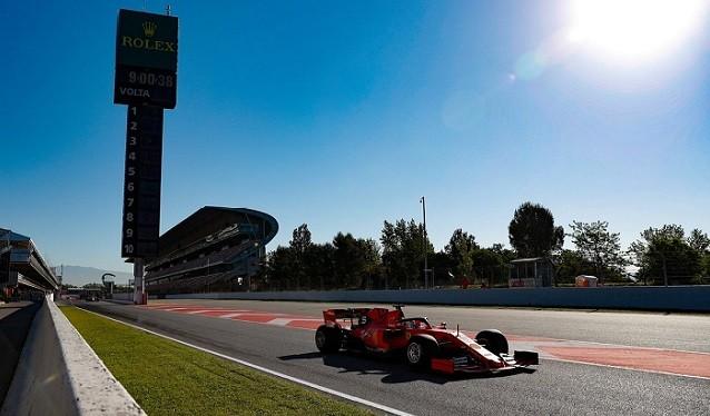 GP de España de F 1 - Previo