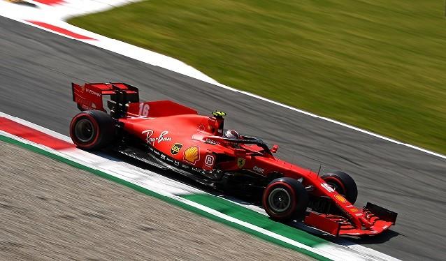 GP de Italia de F 1 - Calificación
