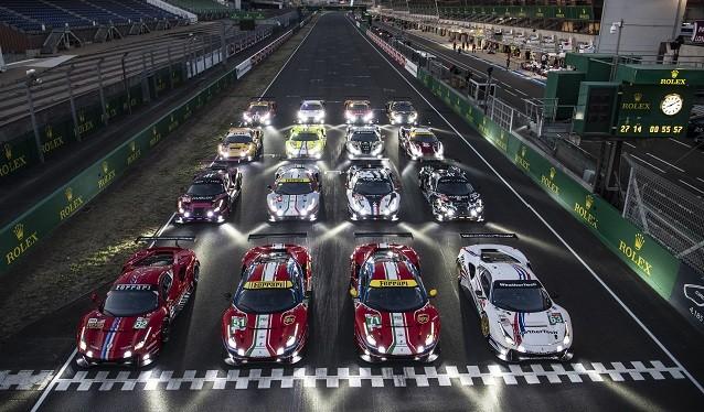 24h de Le Mans 2020 – Previo Ferrari
