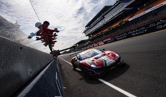 24h de Le Mans 2020 - Carrera de Ferrari