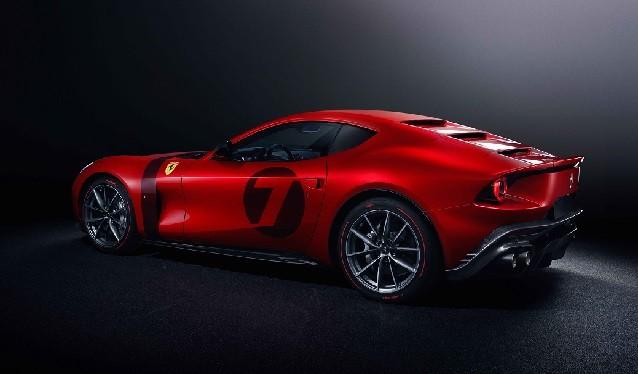 ¡Nuevo! Ferrari Omologata