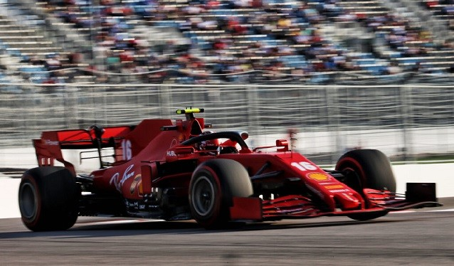 GP de Rusia de F 1 - Calificación