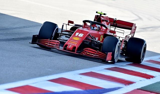 GP de Rusia de F 1 - Carrera