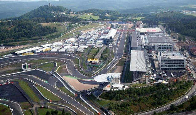 GP de Eifel de F 1 - Previo