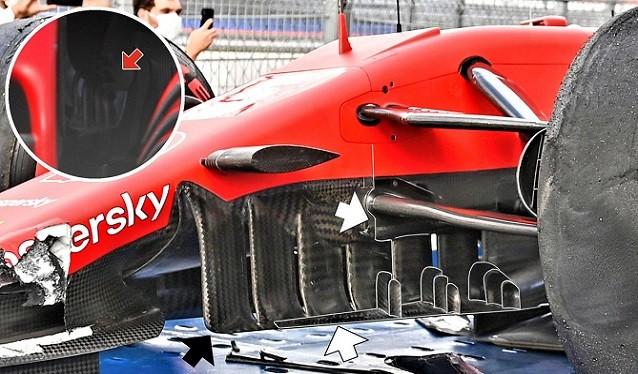 La Scuderia presentará en Nürburgring, nuevas mejoras en el SF1000