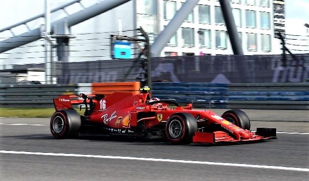 GP de Eifel de F 1 - Carrera