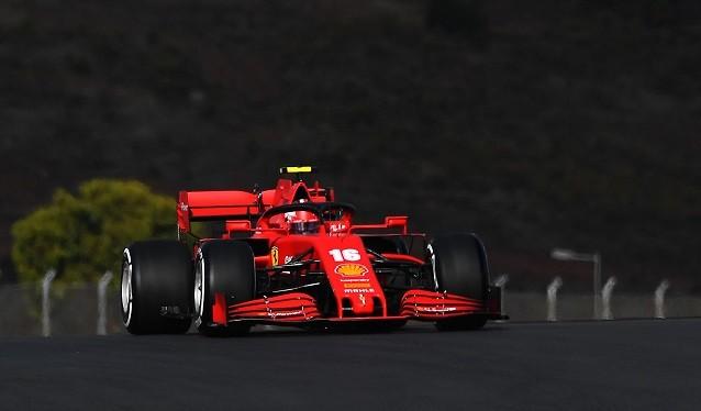GP de Portugal de F 1 - Libres del Viernes
