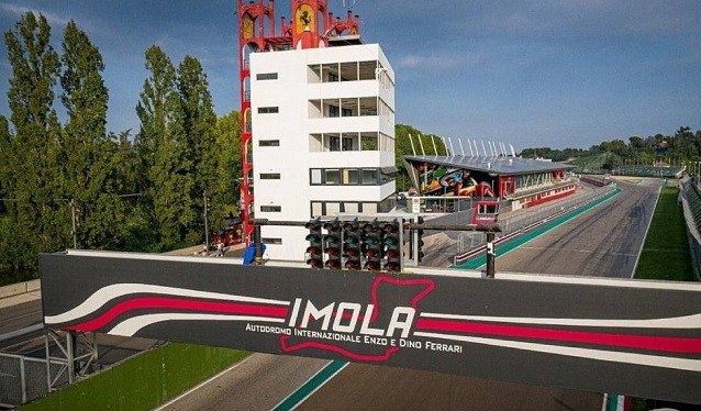 GP de la Emilia-Romagna de F 1 - Previo