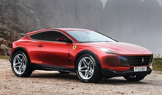 El desarrollo del Ferrari Purosangue es más complejo que el del SF90 Stradale