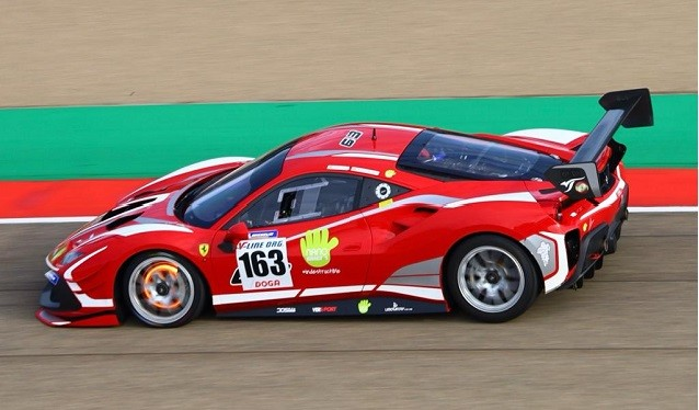 Campeonato de España GT – CER / Motorland - Alcañiz