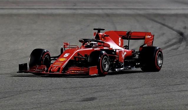 GP de Sakhir de F 1 - Carrera