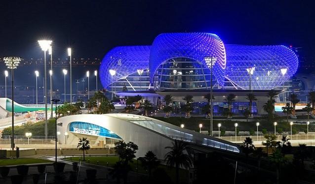 GP de Abu Dhabi de F 1 - Libres del Viernes