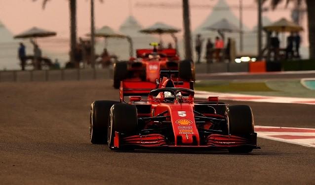 GP de Abu Dhabi de F 1 - Carrera